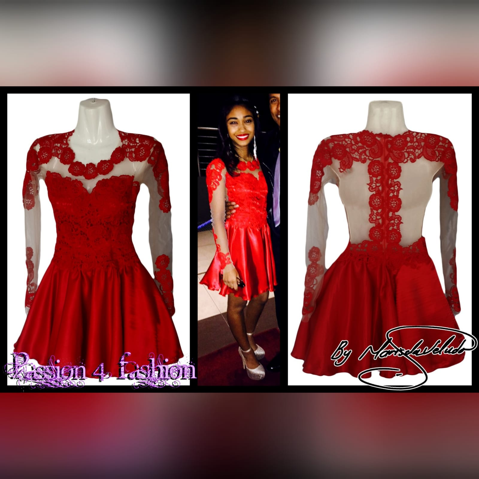 21st birthday party short evening dress 5 short red lace evening dress for a 21st birthday party. Dress with an illusion back detailed with lace, neckline and sleeves, bodice fully laced