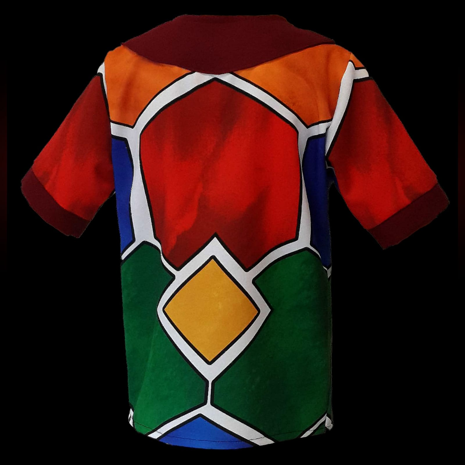 Matching father and son ndebele shirts 6 matching father & son ndebele shirts. Kids shirt sold separately. Please contact us to place an order.