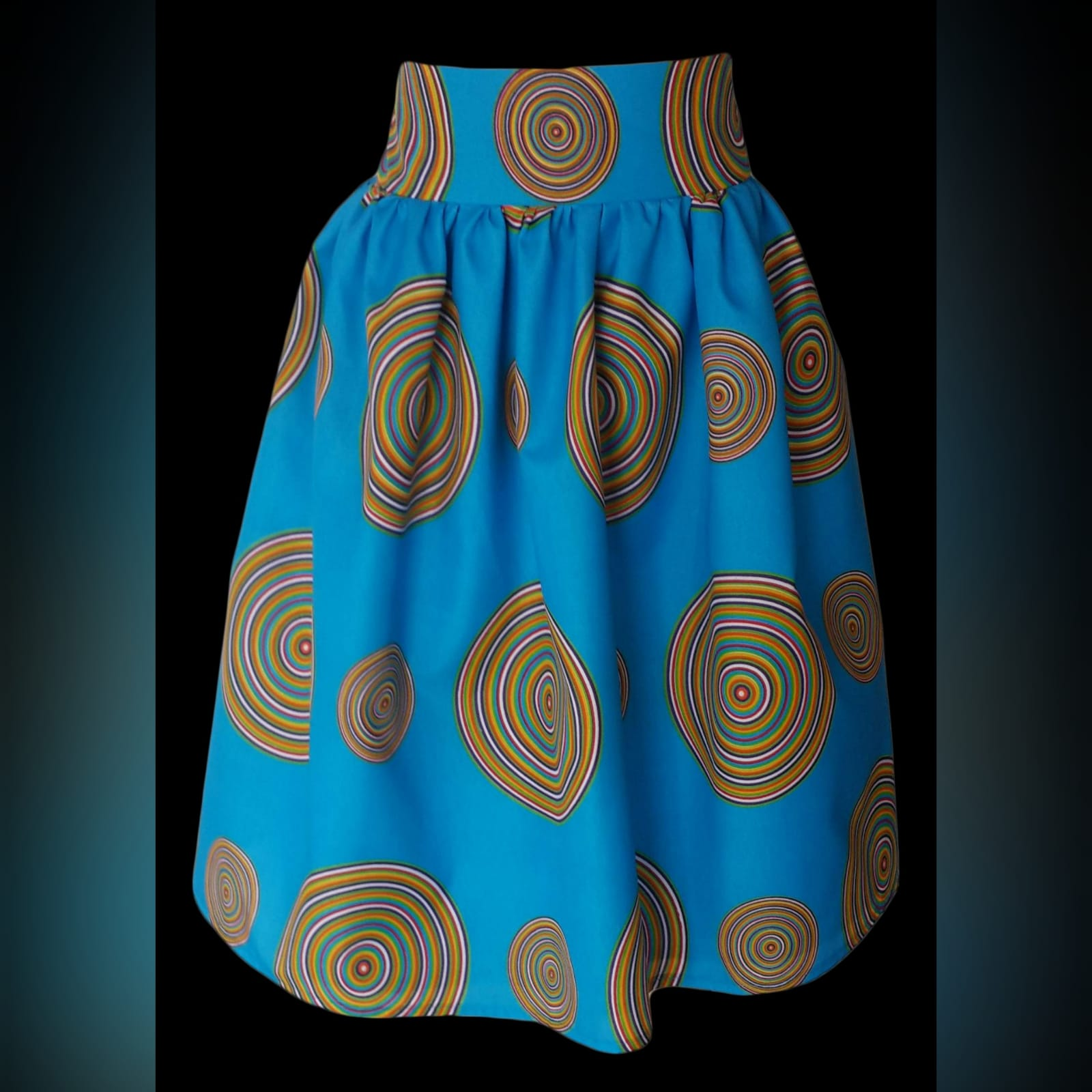 Matching venda traditional outfits for the family 5 venda traditional matching family items. Ladies high waisted skirt and girls matching skirt. With men's matching shirt.