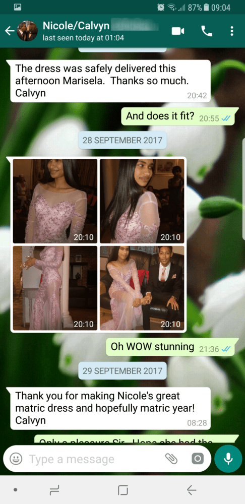 Calvyn - 2017 - prom dress review