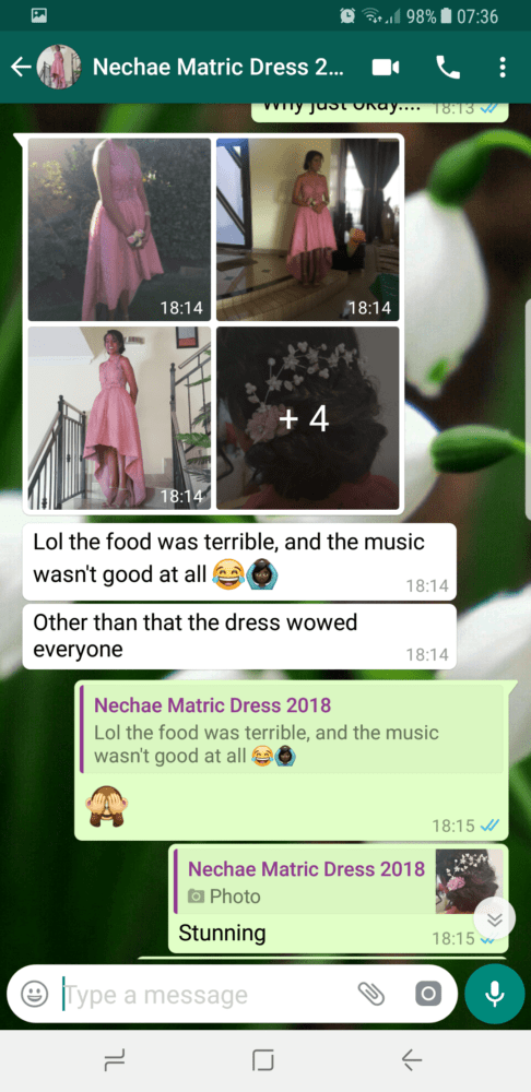 Nechae - 2018 - prom dress review