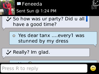 Feneeda #1 - 2014 - Prom Dress Review