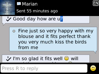 Marian - 2014 - Smart Casual Wear Review