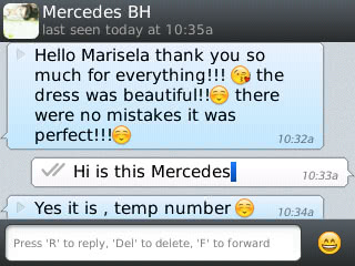 Mercedes - 2013 - Prom Dress Review 2