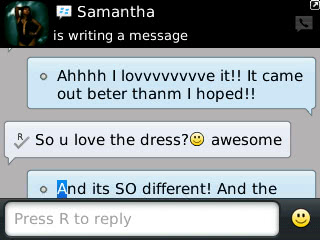Sam - 2013 - Prom Dress Review