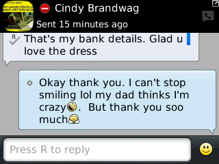 Cindy - 2013 - Prom Dress Review