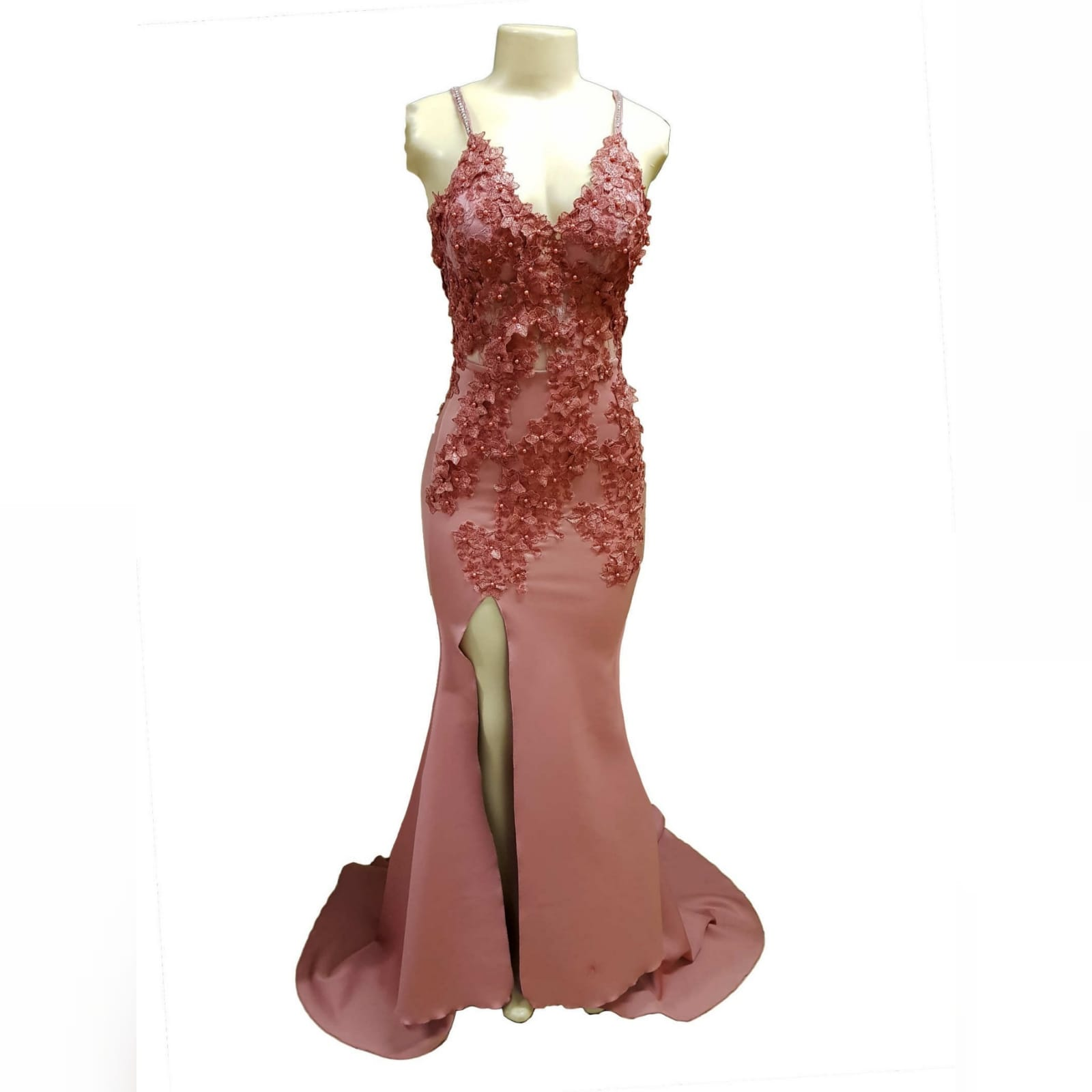 Pink elegant prom dress 4 choose a pink elegant prom dress for your special event. A colour that inspires kindness, sensitivity and warmth. This colour on this 3d shine lace long sexy dress creates a feel good mood, and that all will be amazing for your special night.